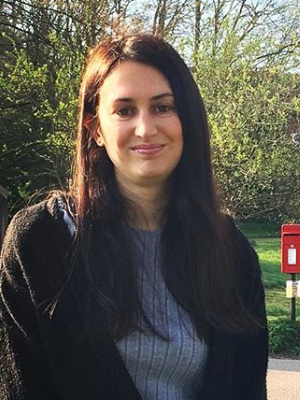 Emma Simpson - Assistant Store Manager
