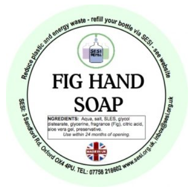 Fig Hand Soap from SESI
